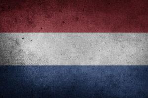 Nederländerna flagga