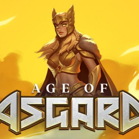 Testa Age of Asgard från Yggdrasil