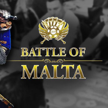 Pokerturneringen Battle of Malta