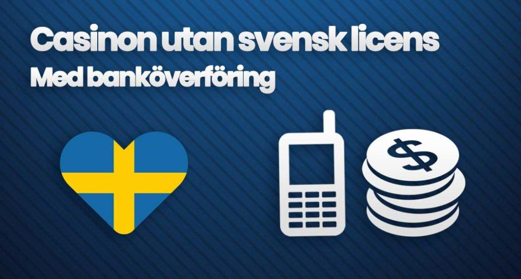 casino utan svensk licens trustly