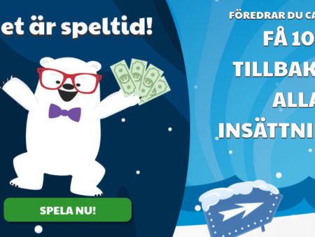 Spela med gamification hos Ridika Casino